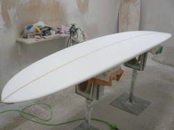order semi longboard yellow 2