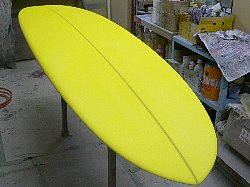 order semi longboard yellow 3