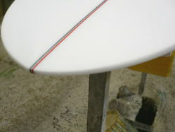 order shortboard single fin 2