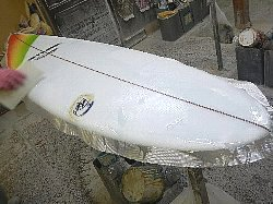 order shortboard single fin 6