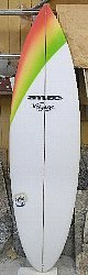 order shortboard single fin 9