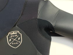wetsuits repair 脇の下修理 6